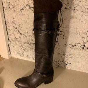 Never Worn, BCBGeneration leather boots